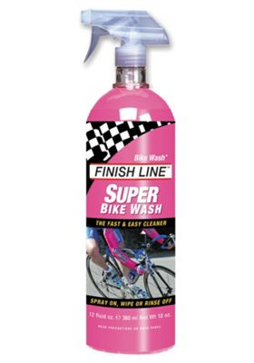 Nettoyant Finish Line Super Bike Wash