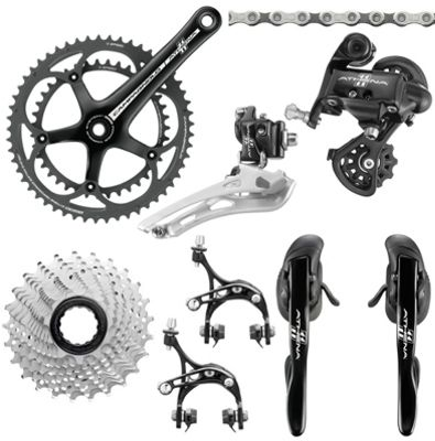 Groupe complet Campagnolo Athena 11 vitesses