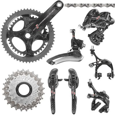 Groupe complet Campagnolo Record 11 vitesses
