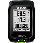 Bryton Rider 210T GPS Cycle Computer +HRM Combo