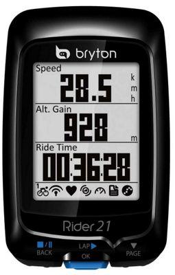 GPS Bryton Rider 21E
