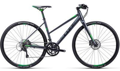 Vélo de ville/hybride Cube SL Pro Femme 2015
