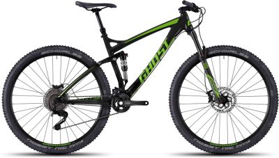 VTT Ghost AMR 4 Suspension 2016