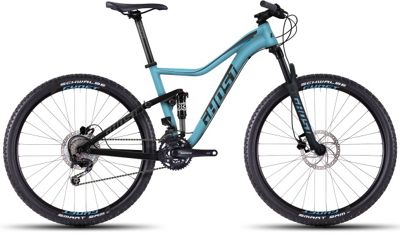 VTT Ghost Lanao 2 Suspension Femme 2016