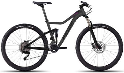 VTT Ghost Lanao 7 Suspension Femme 2016