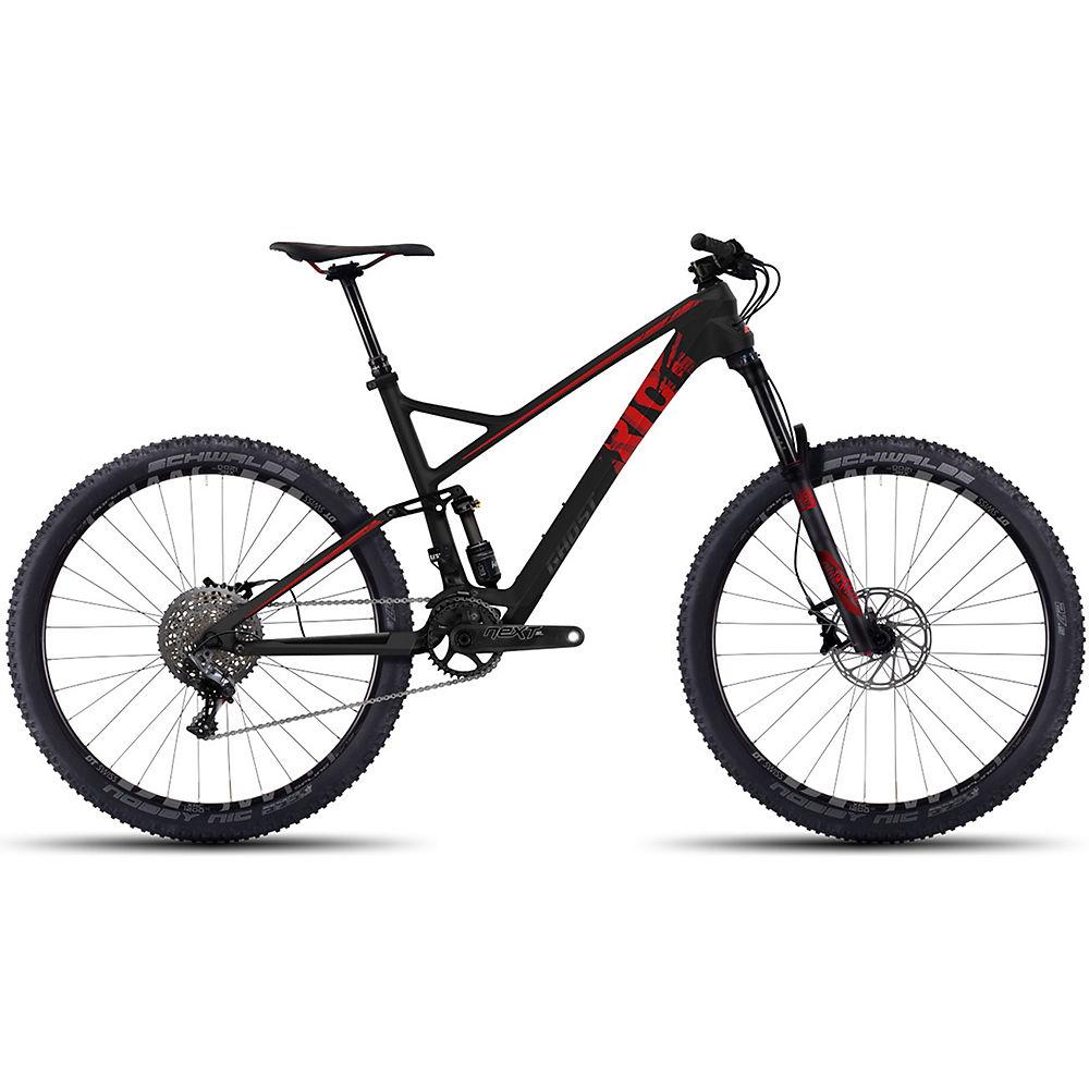 Bicicleta de doble suspensión Ghost Riot 10 LC 2016