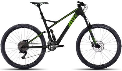 VTT Ghost Riot 8 LC Suspension 2016