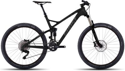 VTT Ghost SLAMR 6 LC Suspension 2016