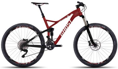 VTT Ghost SLAMR 7 Suspension 2016