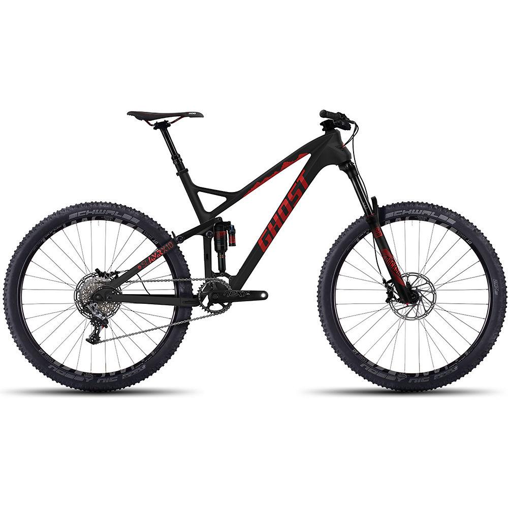 Bicicleta de doble suspensión Ghost SLAMR X 10 LC 2016