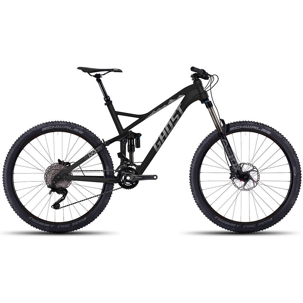 Bicicleta de doble suspensión Ghost SLAMR X 5 2016
