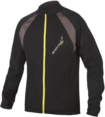 Maillot à manches longues Endura MT500 Full-Zip II 2017