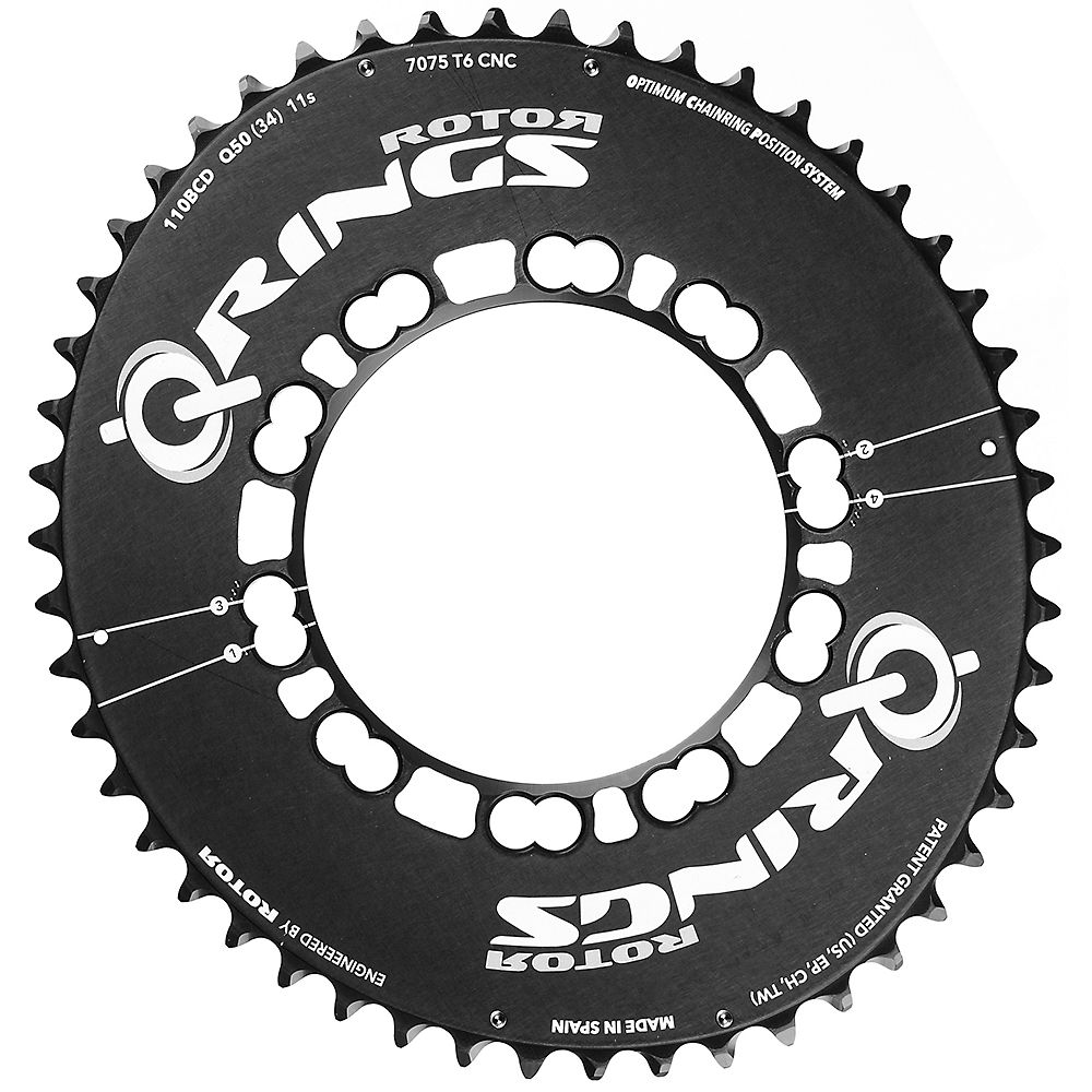 rotor-q-ring-oval-aero-road-chainring