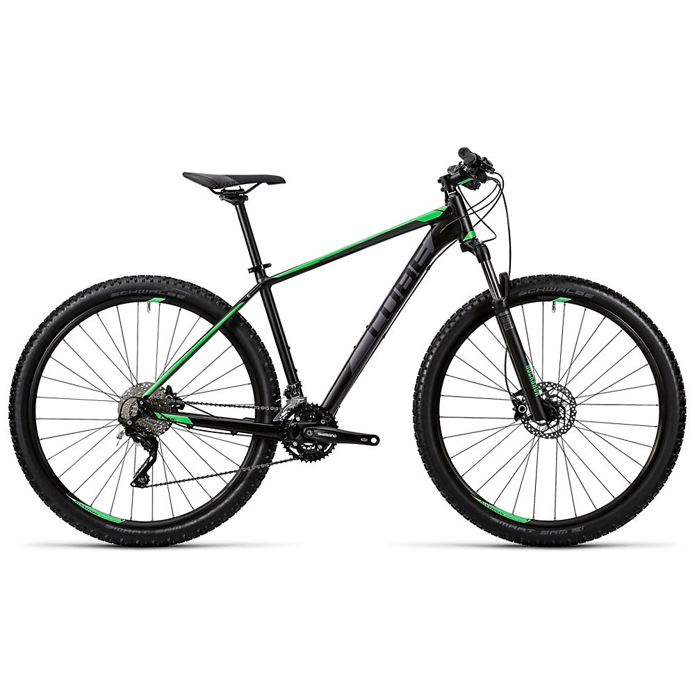 Bicicleta rígida Cube Attention 29
