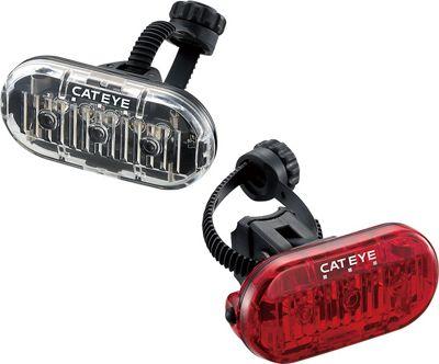 Kit d'éclairage Cateye Omni 3 avant et arrière