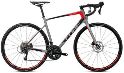 Vélo de ville Cube Attain GTC Pro Disque 2016