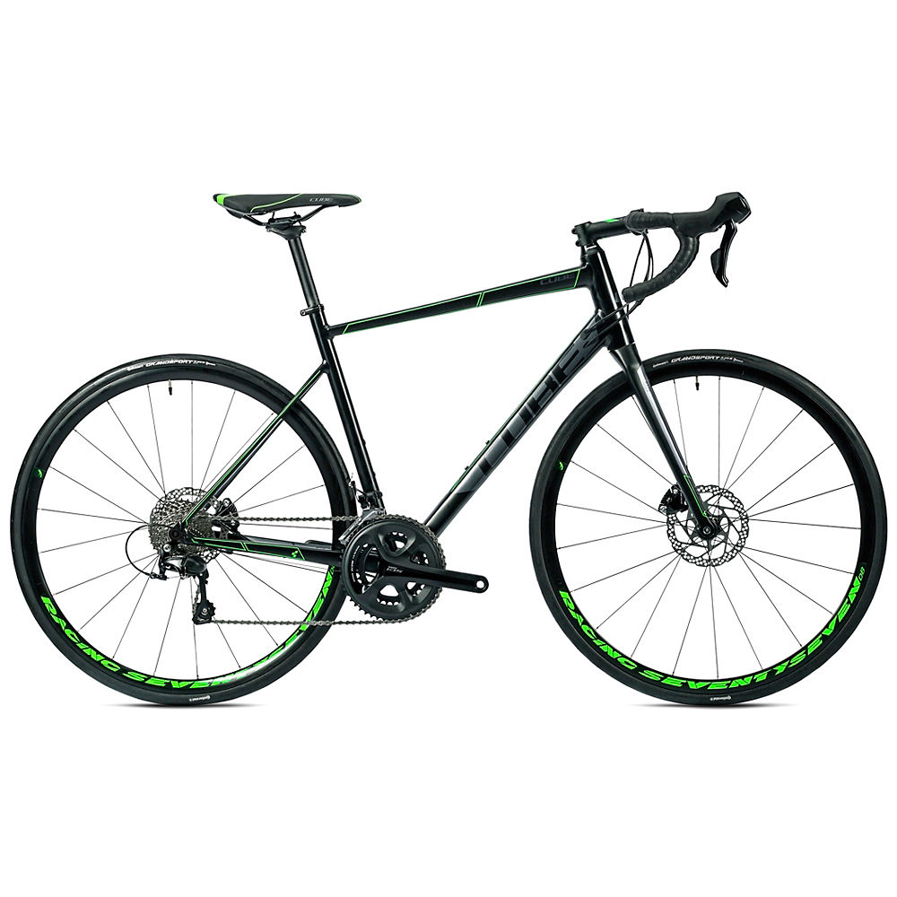 Product image of Cube Attain SL Disc Road Bike 2016