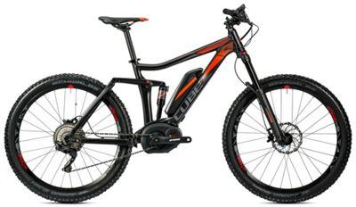 Vélo électrique Cube Stereo Hybrid 140HPA Pro 500 27.5 2016