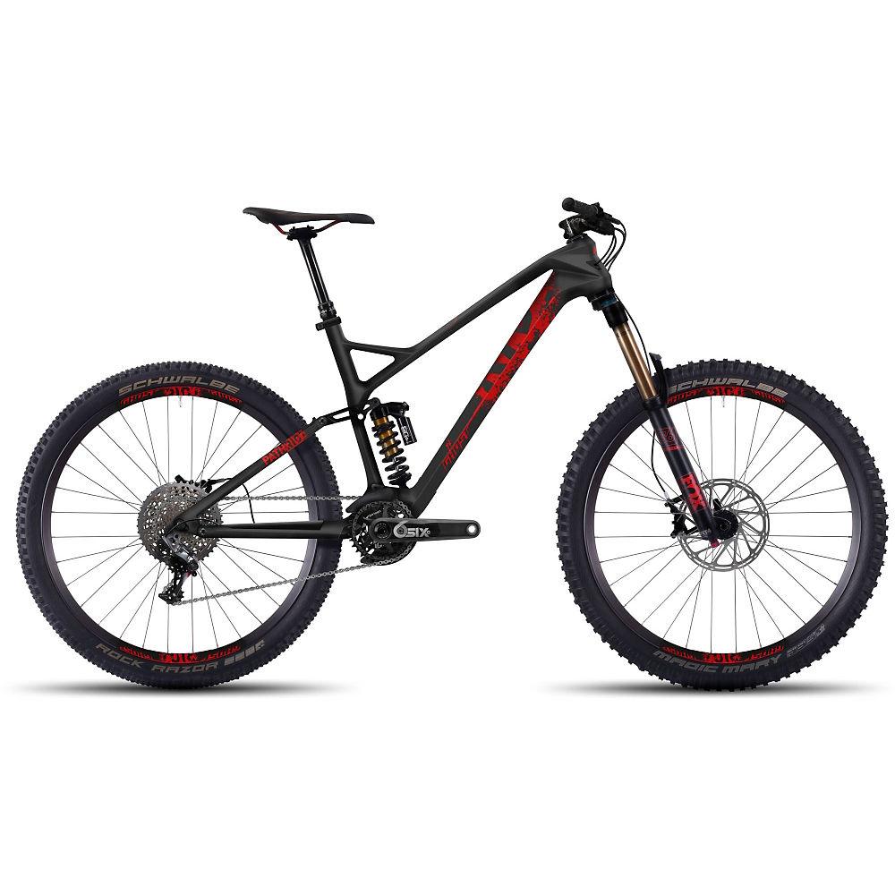 Bicicleta de suspensión Ghost PathRIOT LC 10 2016