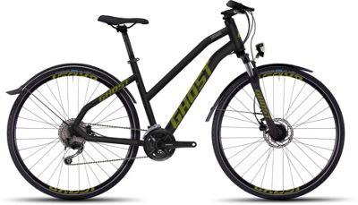 Vélo de ville & hybride Ghost Square Cross X4 Femme 2016
