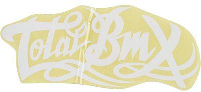 Autocollants Total BMX Logo