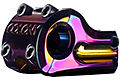 Colony Exon Flatland BMX Stem - Rainbow