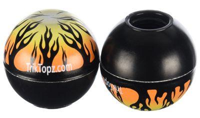 Bouchons de valve Trik-Topz Flame
