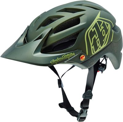 Casque Troy Lee Designs A1 - Drone Army Vert 2016