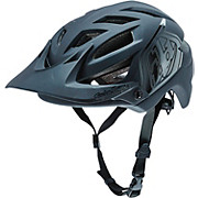Troy Lee Designs A1 MIPS Helmet - Drone Black 2016