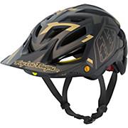 Troy Lee Designs A1 MIPS Helmet - Vertigo Black 2016