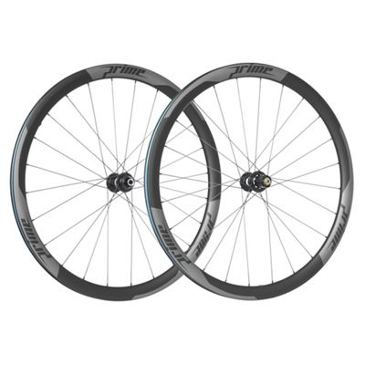 Roues à pneu à disque Prime RR-38 Carbone