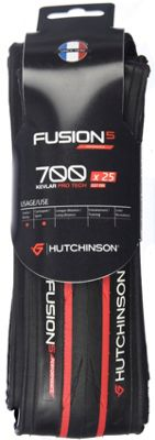 Pneu Hutchinson Fusion 5 Kevlar Pro 2017