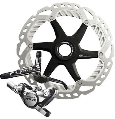 Freins à disque Shimano XTR M9000 + rotor