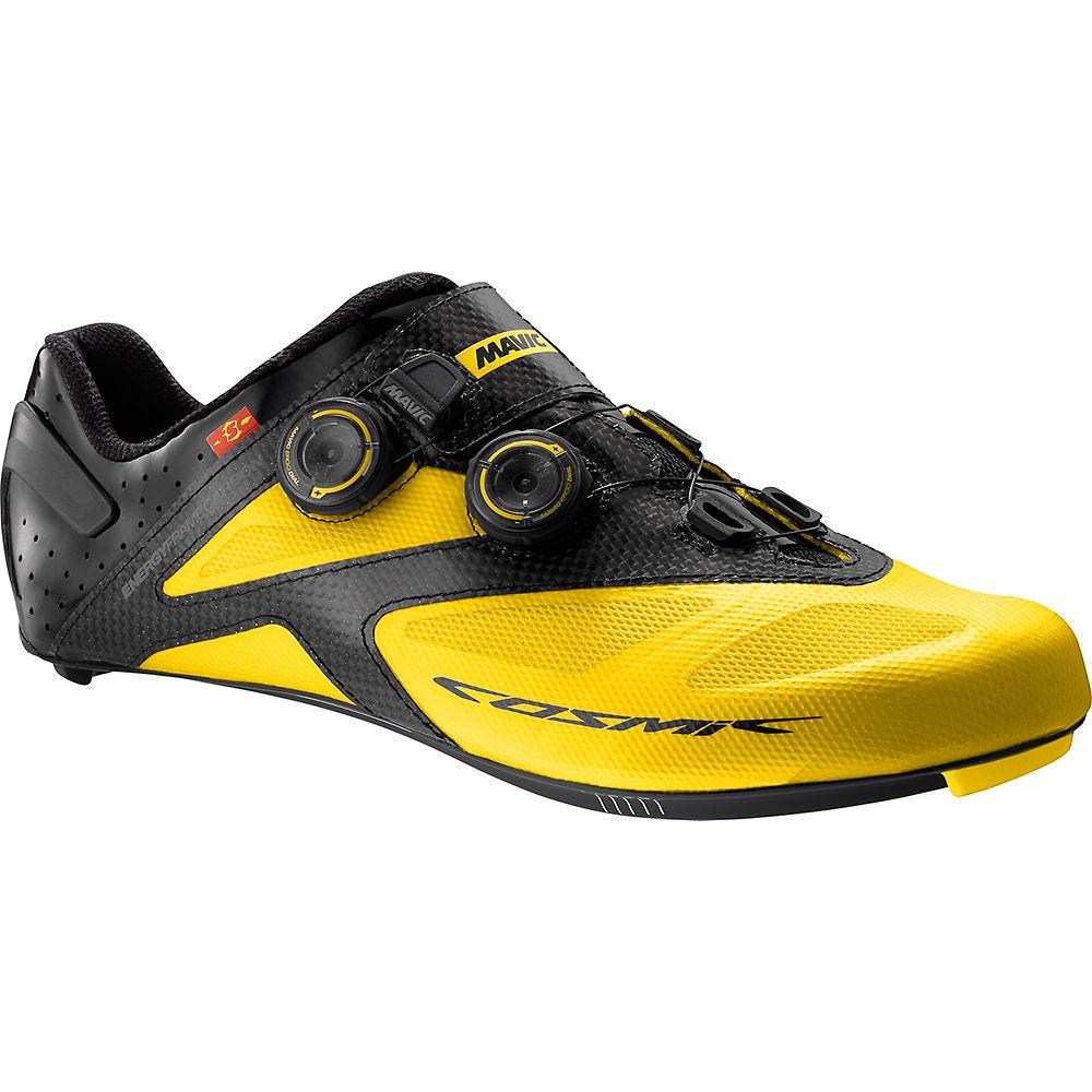 Mavic Cosmic Ultimate II Maxi Fit Road Shoes 2016