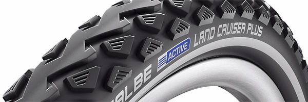 Schwalbe Land Cruiser Plus Bike Tyre