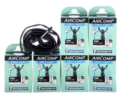 Chambre à air Michelin A1 AirComp Ultralight 40mm - Pack de 6
