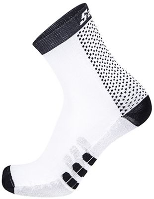 Chaussettes Santini Two Medium Profile Qskin SS17