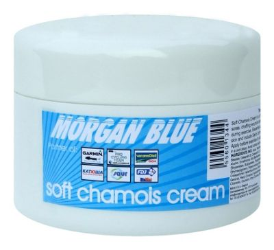 Crème cuissard douce Morgan Blue