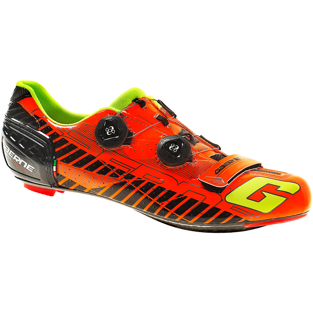 Zapatillas de carretera de carbono Gaerne Stilo SPD-SL 2016