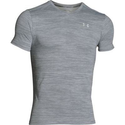 T-shirt Under Armour Charged Run col en V 2016