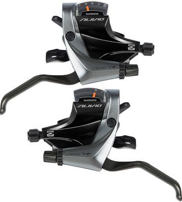 Commande et frein V-brake Shimano Alivio M4000 9 vitesses