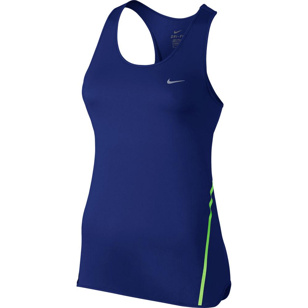 Camiseta de tirantes de mujer Nike Run Free Framed