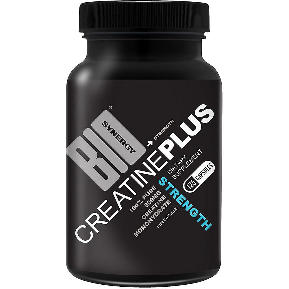 Bote de creatina Bio-Synergy Plus (125 cápsulas)