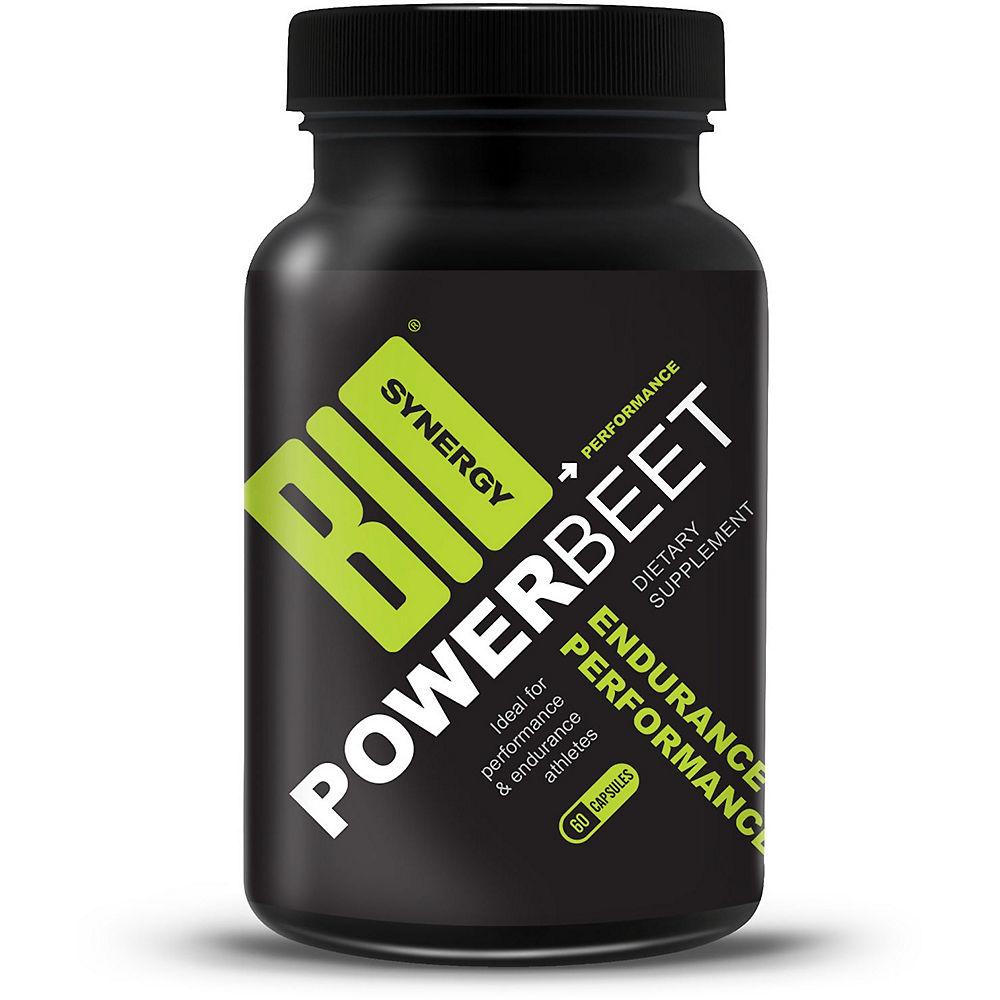 Bote Bio-Synergy Powerbeet (60 cápsulas)