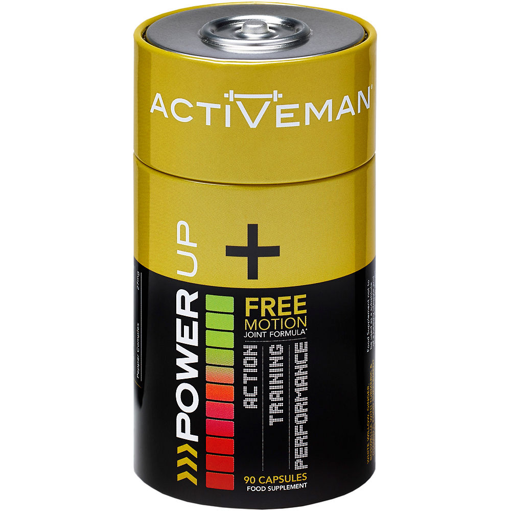 Bio-Synergy ActiVeman Free Motion - 90 capsulas