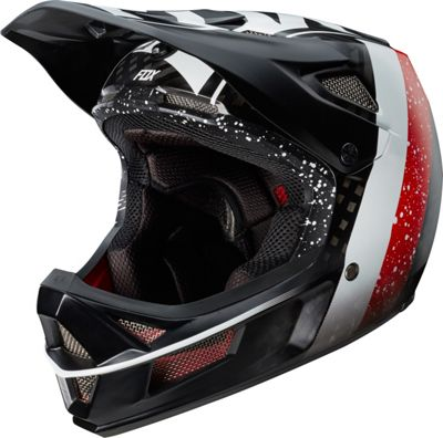 Casque Fox Racing Rampage Pro Carbon MIPS - Kroma Blanc 2016
