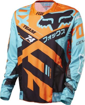 Maillot à manches longues Fox Racing Demo AW16