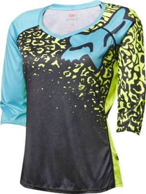 Maillot à manches longues Fox Racing Lynx 3/4 Femme SS16