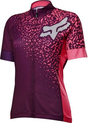 Maillot Fox Racing Switchback Comp Femme AW16