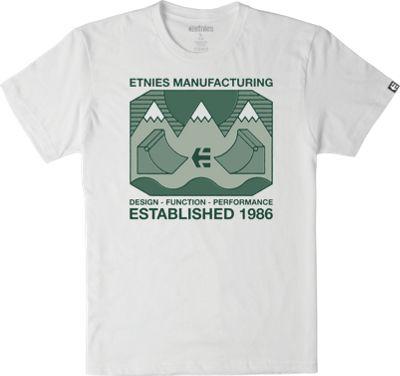 T-Shirt Etnies Eternal Landscape SS16